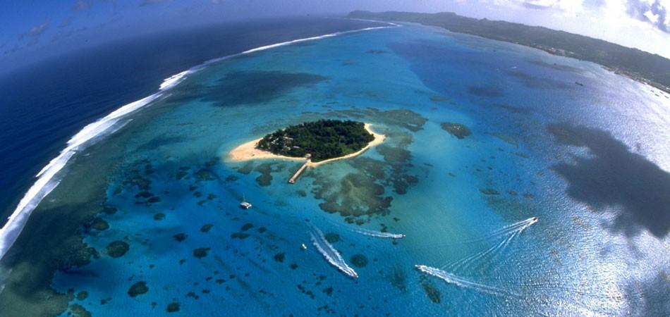 军舰岛——塞班岛的明珠