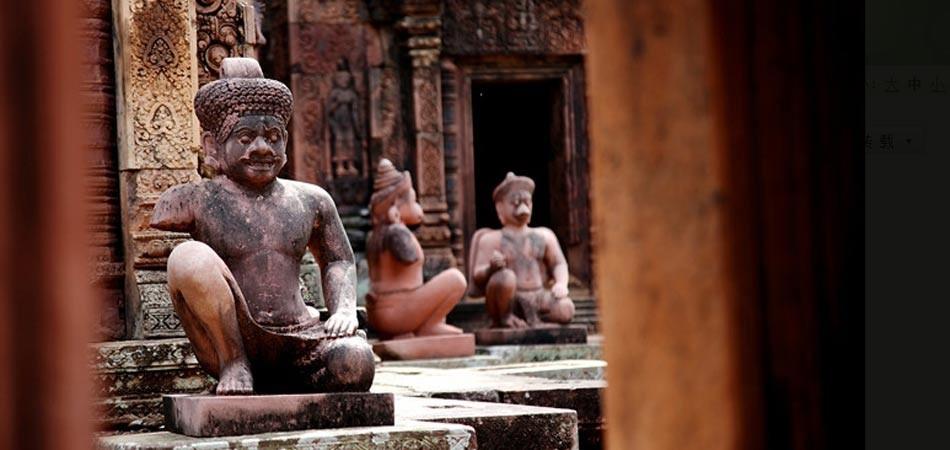 初入柬埔寨 摄影:默沫De行走