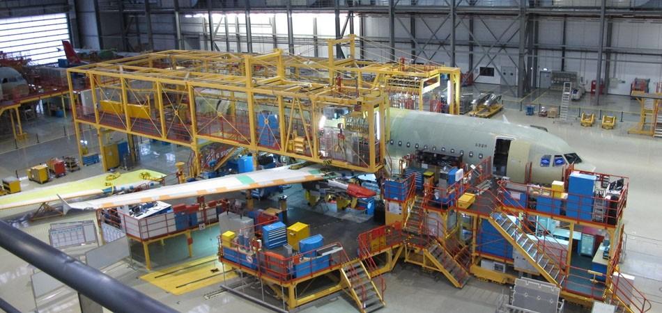 空客A320飞机制造厂