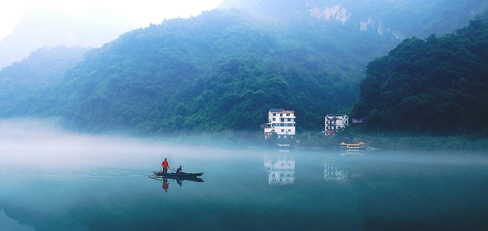 湖北宜昌长阳风景区图片大全