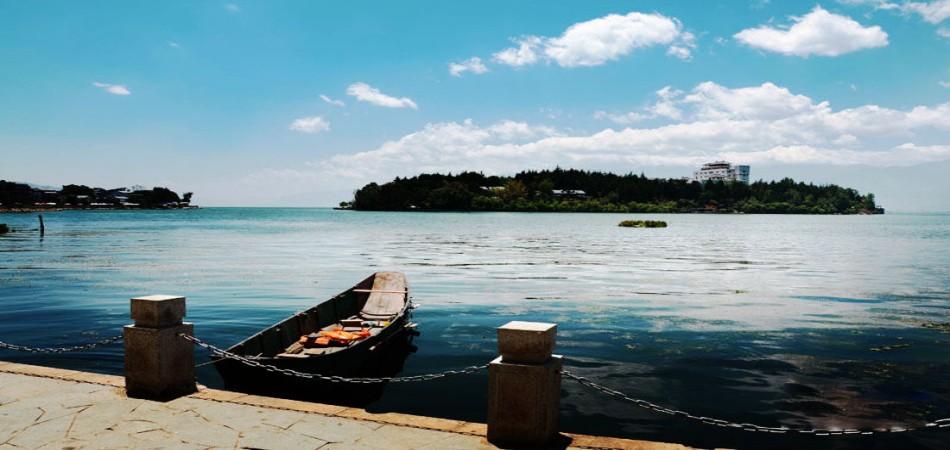 带着一颗说走就走的心 环绕洱海两日游