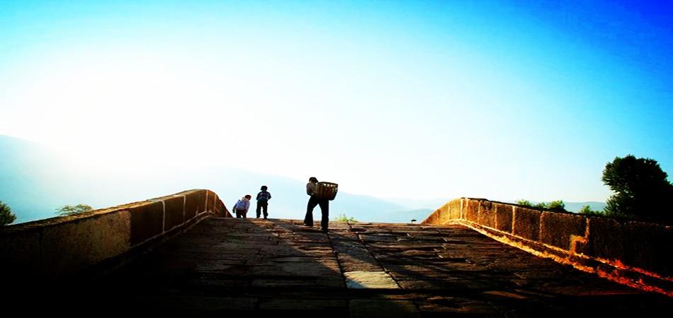 凝固在茶马古道上的时间记忆 沙溪古镇
