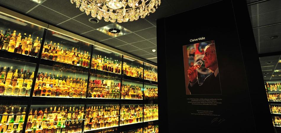 爱丁堡苏格兰威士忌体验中心