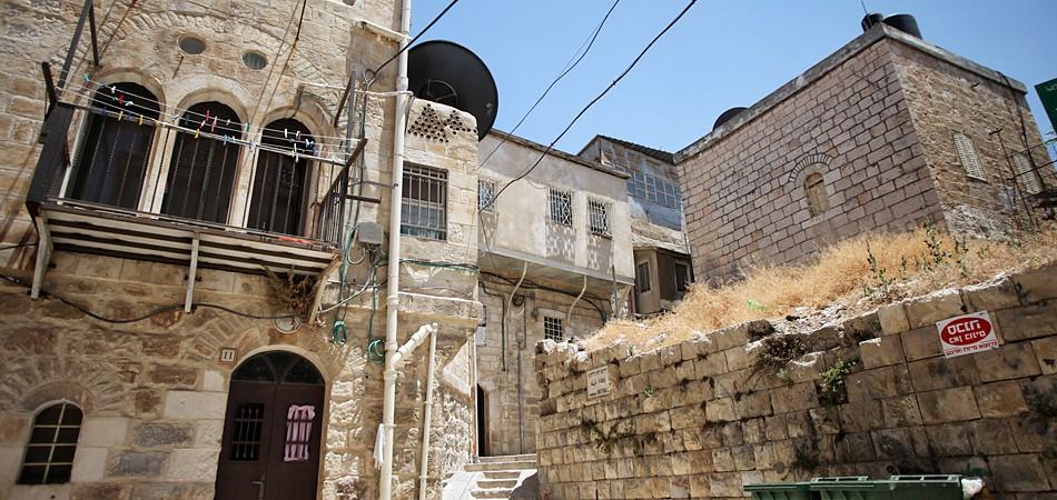 耶路撒冷老城街区