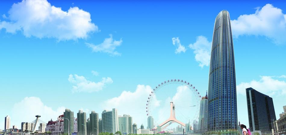 独一无二--天津地标建筑主题游