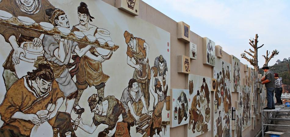 吉安城市历史遗迹