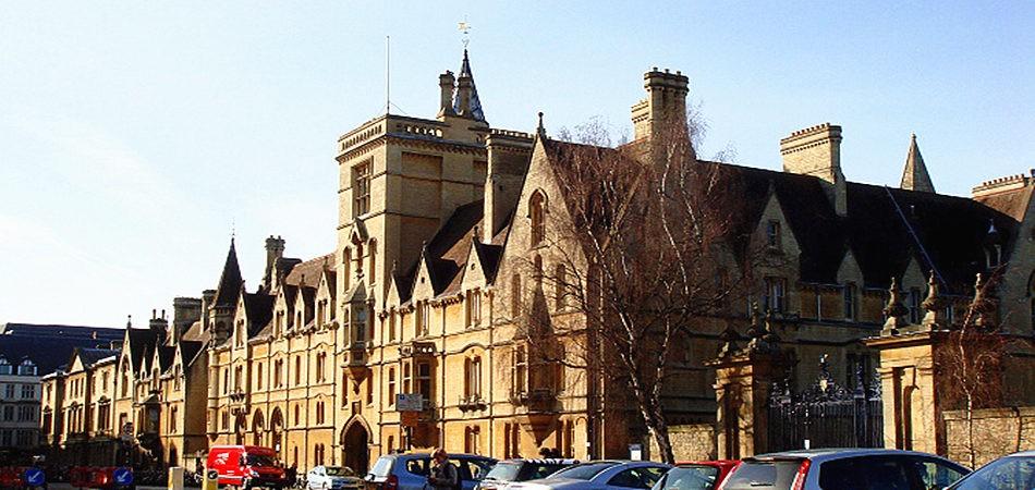 牛津大学Christ Church学院