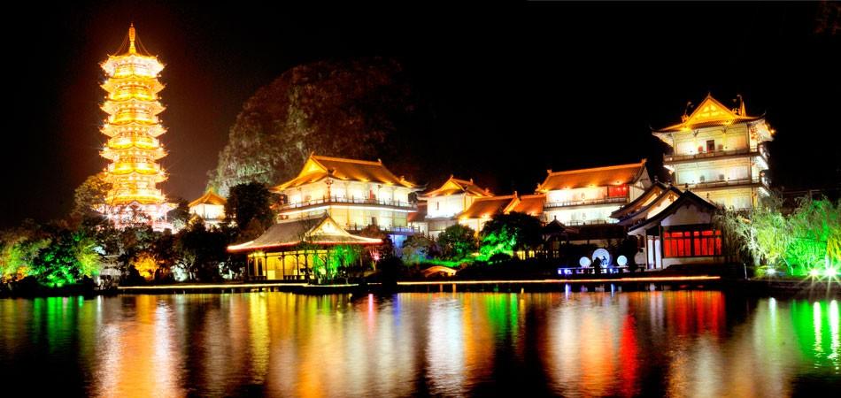 山水与人文共美之城 桂林自游自在一日游