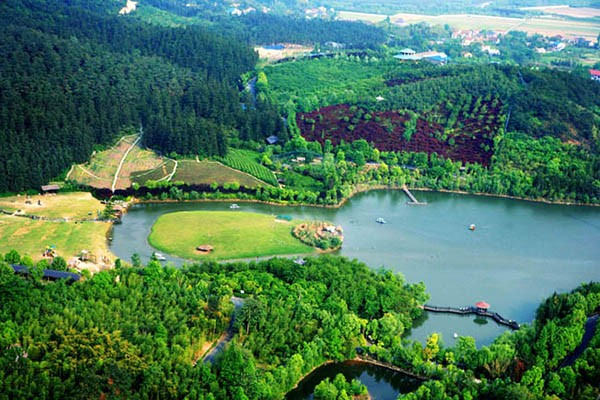 长三角地区最大的生态休闲观光景区之一,地处竹乡浙江省安吉