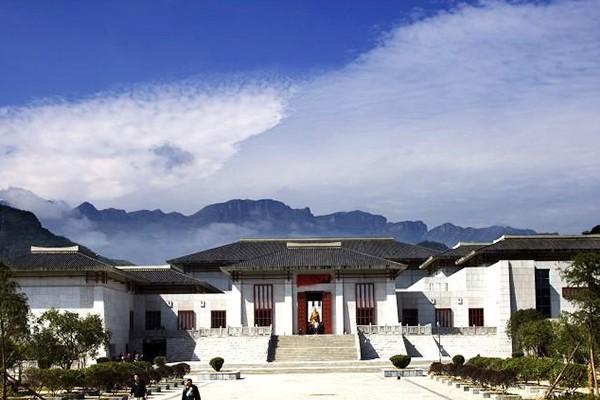 里耶古城博物馆