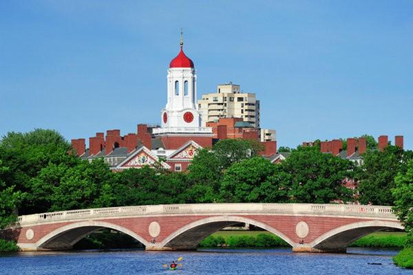 赫赫有名的哈佛大学