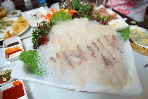 鹭梁津海鲜市场