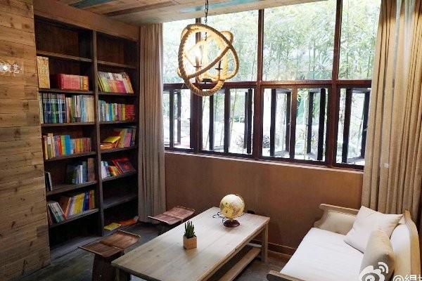 大梦山麓的大梦书屋