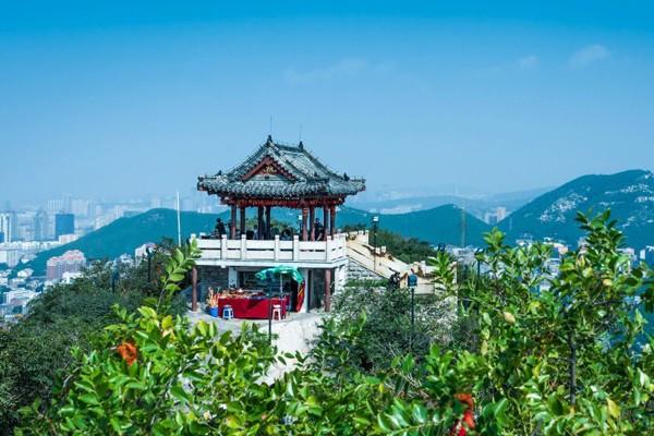 千佛山是济南三大名胜之一