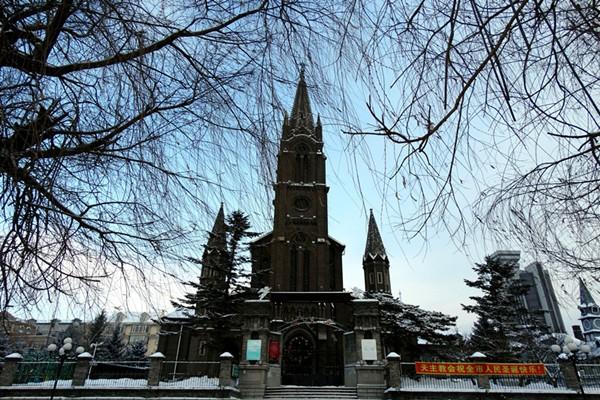 吉林天主大教堂