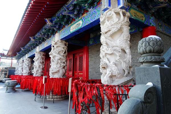 吉林北山古寺庙群
