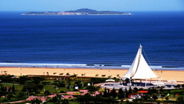行在黄岛最美海岸线_青岛攻略景点线路_新浪山东