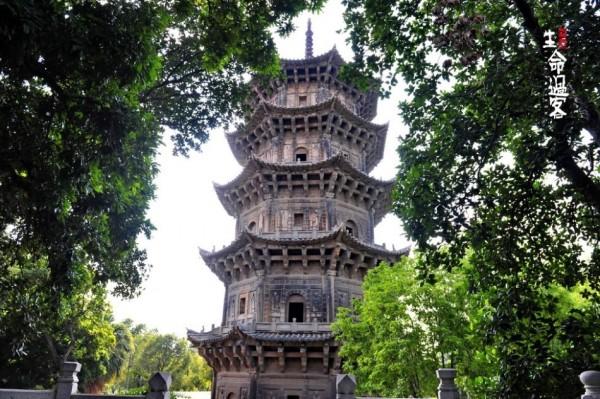 泉州开元寺:千年古城千年的寺