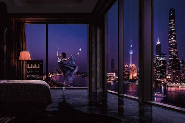 南外滩新地标-上海万达瑞华酒店
