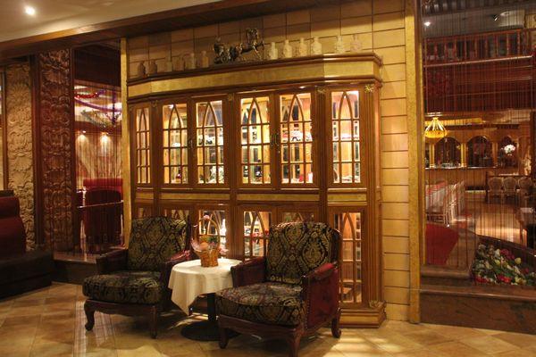 欧式风情的俄式西餐殿堂