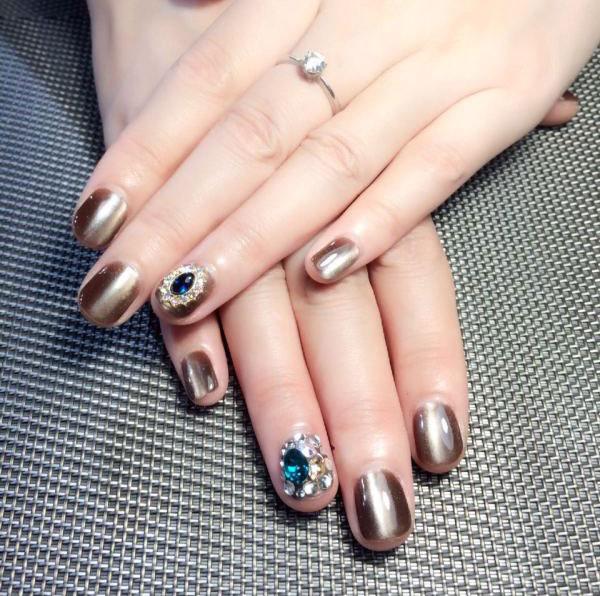 星座专属色藏在指甲的秘密