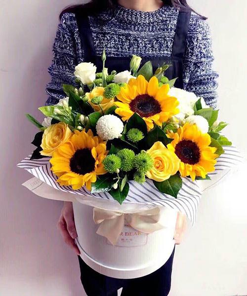 最美的花,给最心爱的人图片
