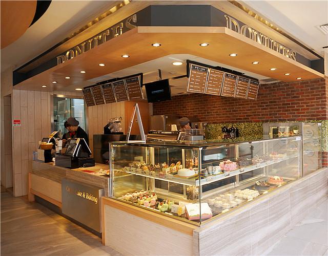 来自台湾的小清新咖啡店