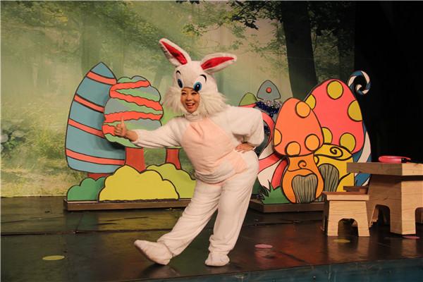 狼和小兔歌曲简谱-小兔子乖乖 把狼打败