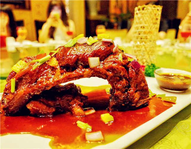 新浪天津美食的微博西餐加盟美食图片